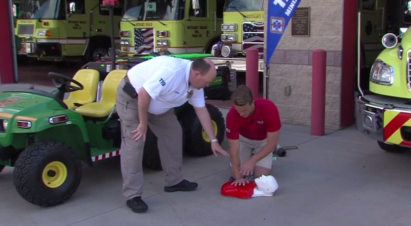 EMS Day at Bethany Beach Volunteer Fire Co. – Wednesday, May 13, 2015