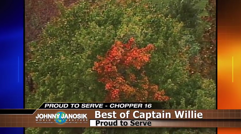 Proud to Serve: Autumn Leaves