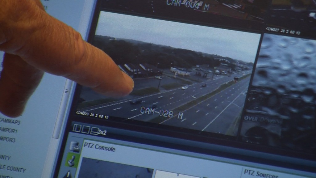 WBOC Gets a Behind-the-Scenes Look on How DelDOT is Monitoring Firefly Traffic