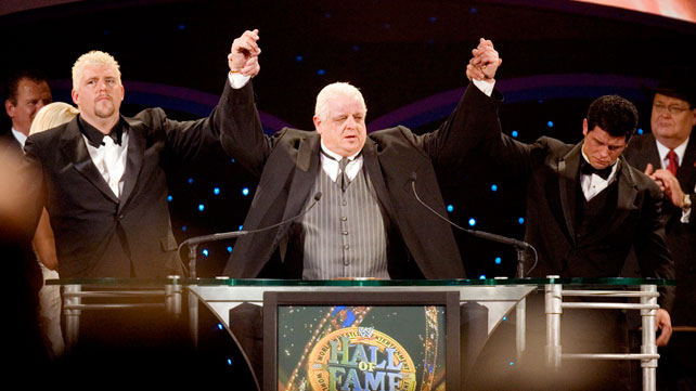 Mark Briscoe, with the Briscoe Brothers from Laurel, Del., Comments on the Death of Dusty Rhodes