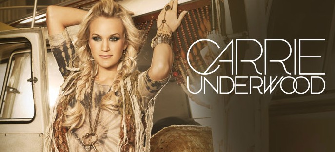 Delmarva's Favorites at Big Barrel – Carrie Underwood