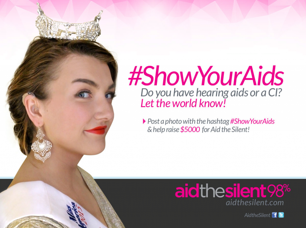"""""""Show Your Aids"""""""