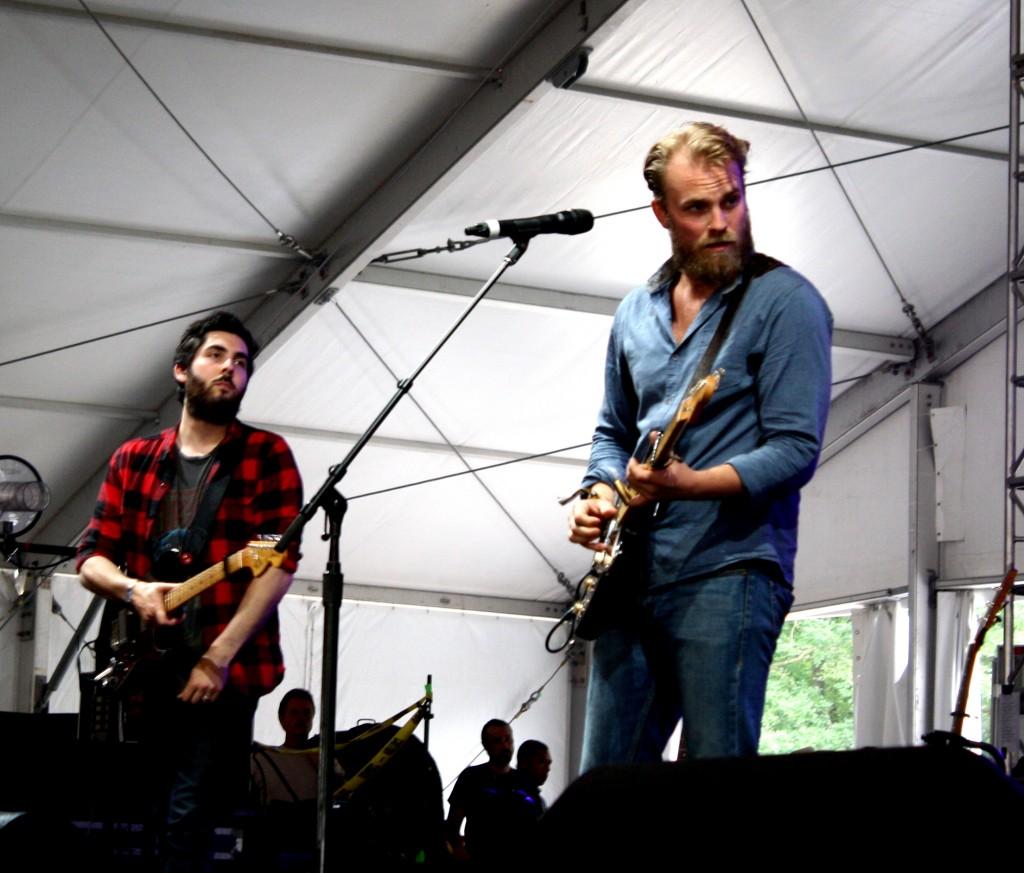 Big Barrel Country Music Festival: The Bros. Landreth