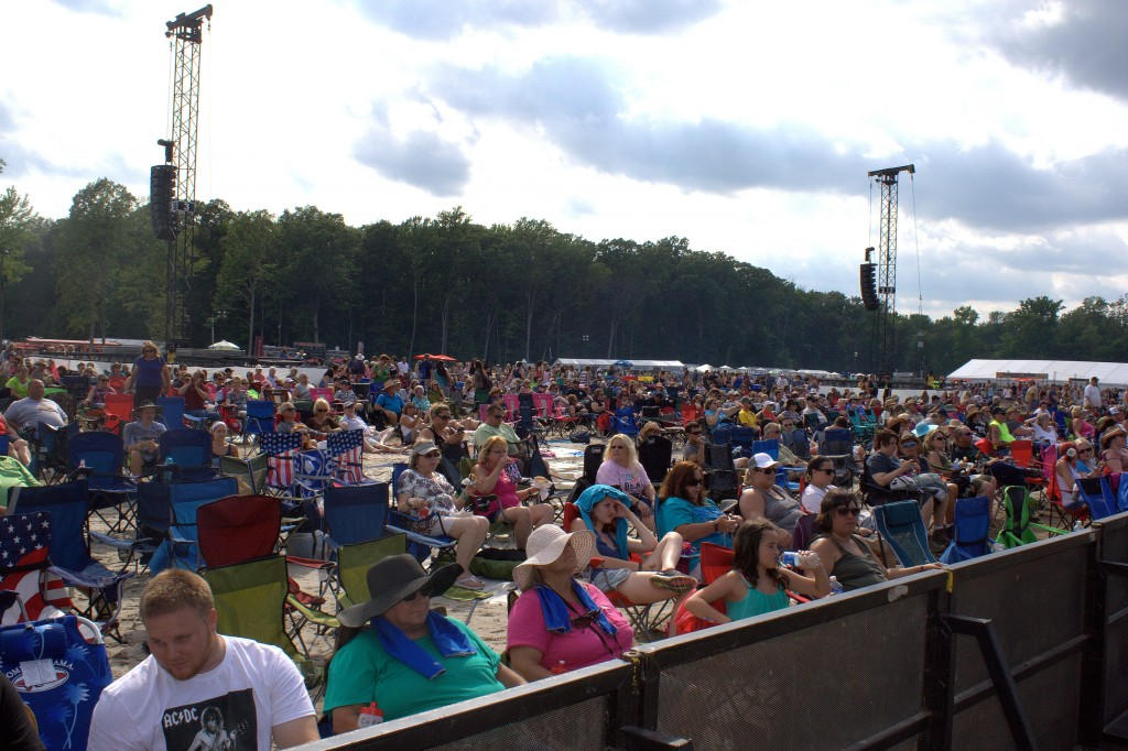 Large Scale Events Increase in Dover Delaware