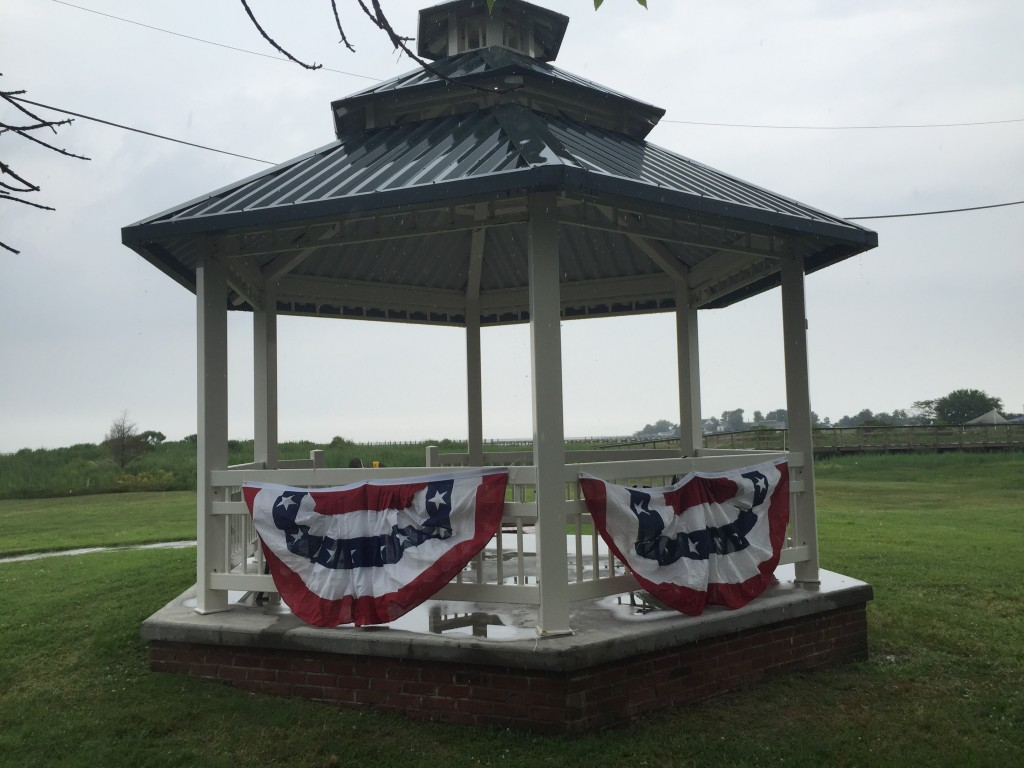 Crisfield Veteran Receives Fourth of July Wish