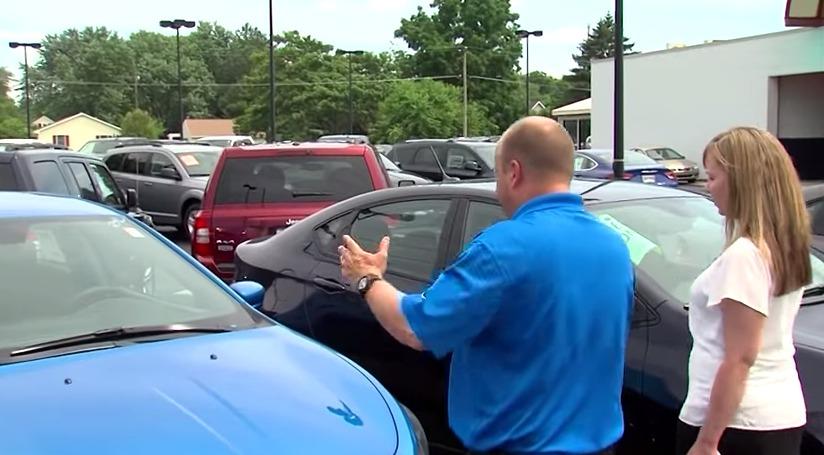 Buying a Car – Sherwood – Thursday, July 2, 2015
