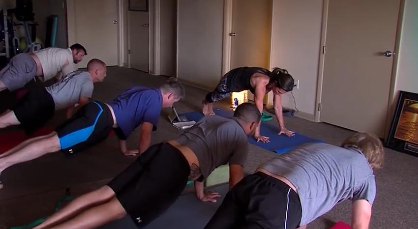 Delmarva Treasure: Warrior Yoga  – Tuesday, July 7, 2015