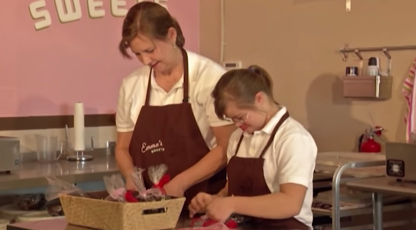 Down Syndrome & Emma's Sweets – Thursday, July 9, 2015