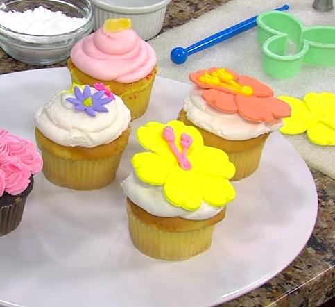 Cupcake Decorating with Susan Patt from Cake Art
