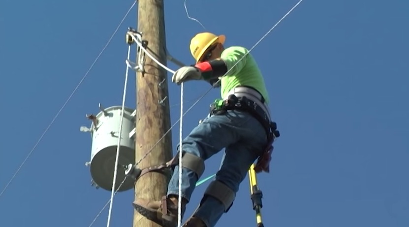 Power Line Checks & Solar Power – Delaware Electric Co-Op – Monday, June 15, 2015