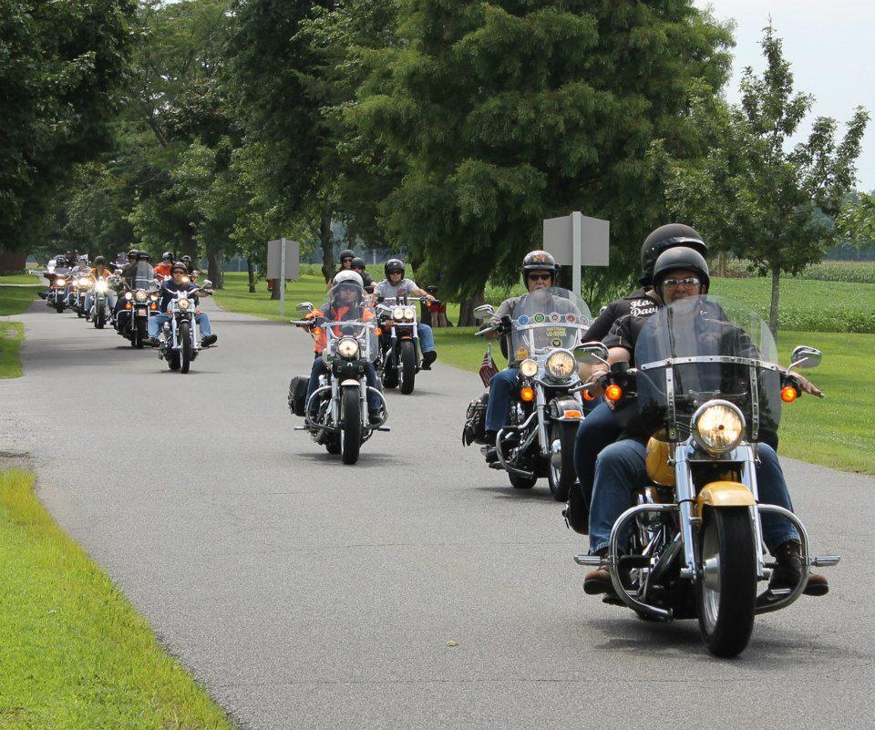 Chrome City Ride Looks to Raise Money for the Benedictine School