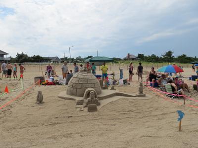 Delaware Seashore State Park to Host 38th Annual Sandcastle Contest