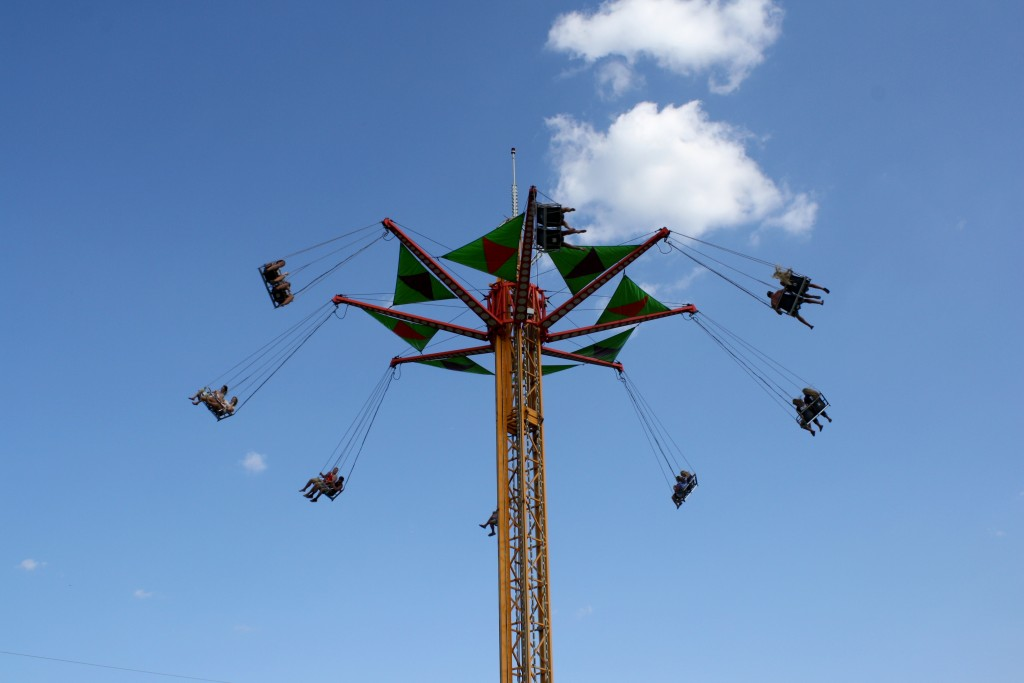 Delaware Junction: Country Music Festival or Amusement Park?