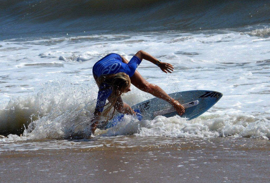 Skimboarding Makes a Splash in Dewey Beach: Amateur World Championships Results