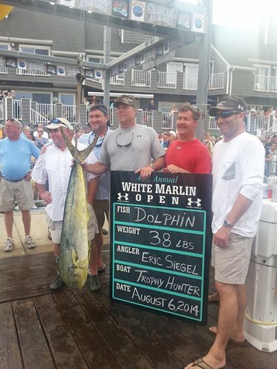 White Marlin Open Donates to Maryland Food Bank
