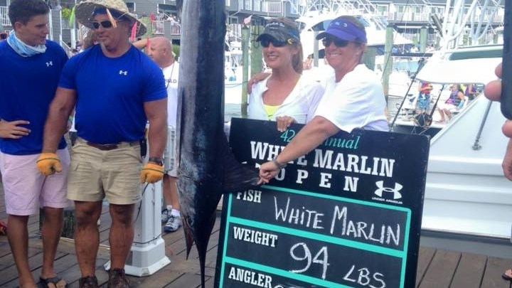 Third Day of the White Marlin Open