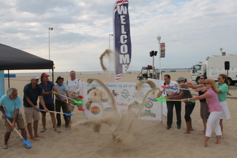 Sandfest Returns to Ocean City for Second Year