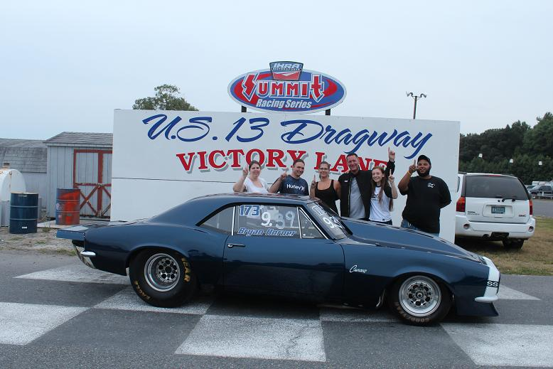 Drag Racing: Horner Wins Top Eliminator – U.S. 13 Dragway
