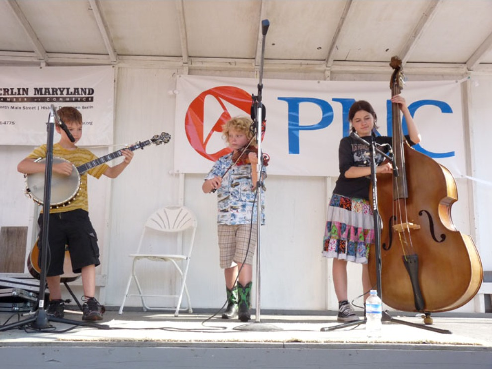 23rd Annual Fiddlers Convention Hits Berlin, Md.