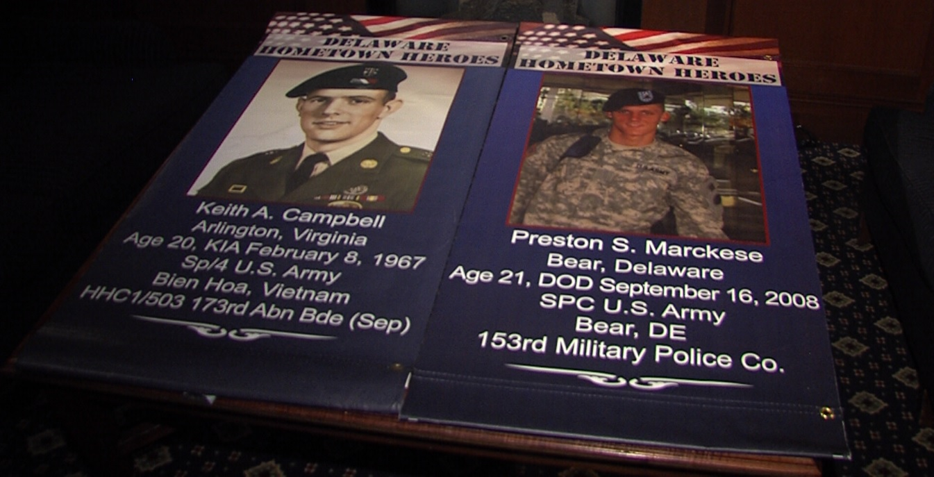 Gold Star Program Aims to Remember Fallen Soldiers and Support their Families