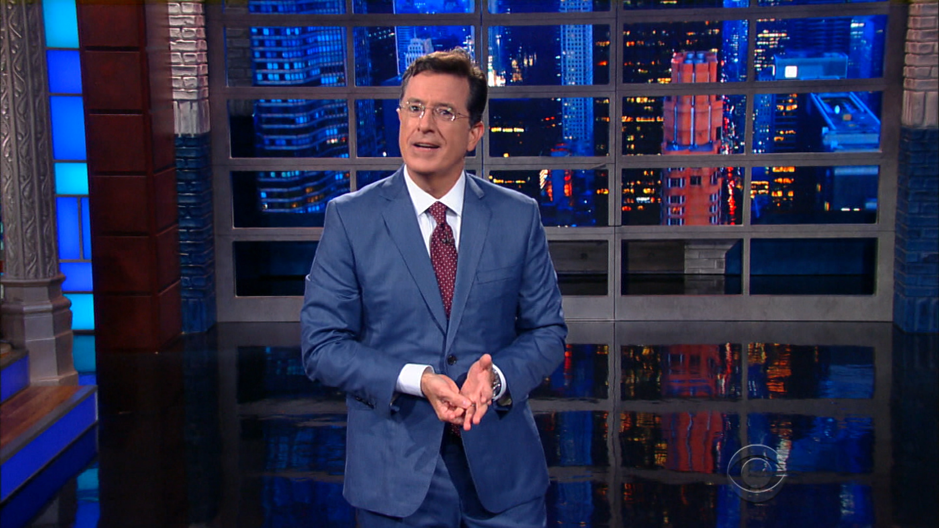 TV Review – The Late Show With Stephen Colbert: Sept. 8, 2015
