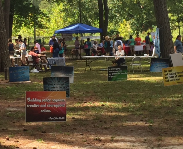 7th Annual 'Peace in the Park' Event Held in Salisbury