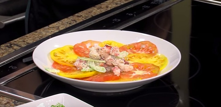 Lobster Salad with Chef Maurie Catlett from Fish On