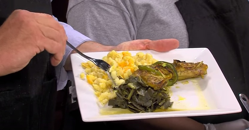Curry Turkey Wings with Anissa Robinson from Creative Edibles – Tuesday, August 25, 2015