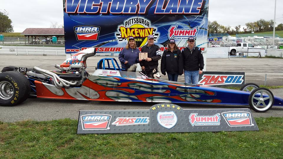 Drag Racing: Local Drag Racer Finishes Second in World Finals