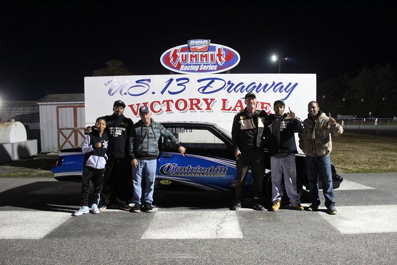 Drag Racing: Crutchfield Takes Footbrake National Win – U.S. 13 Dragway