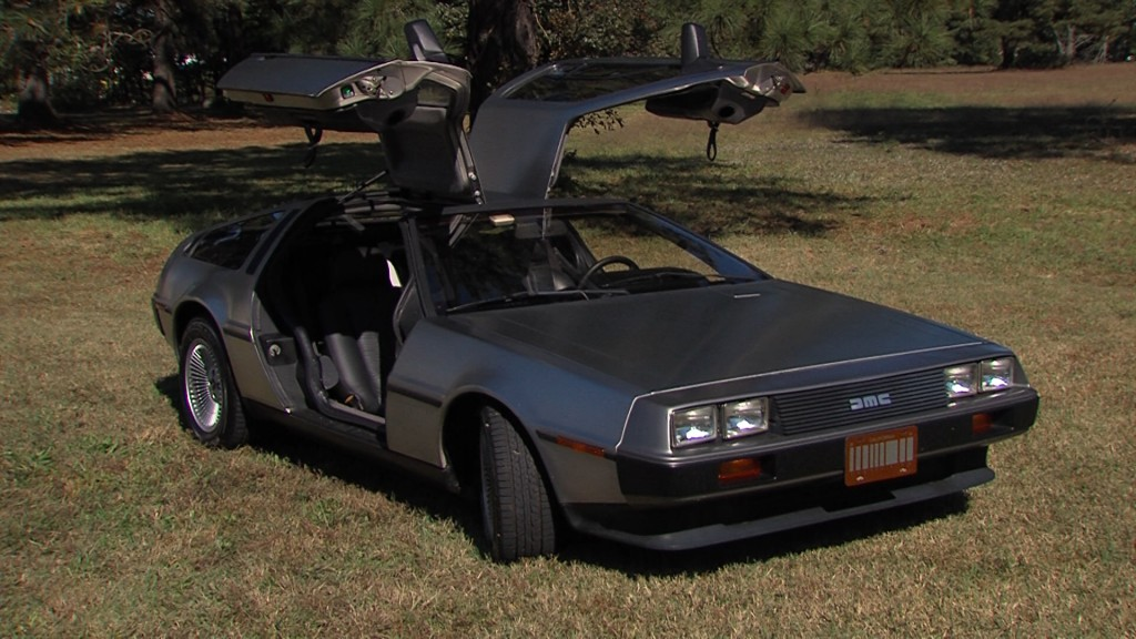 Back to the Future Day – Wednesday, October 21st, 2015