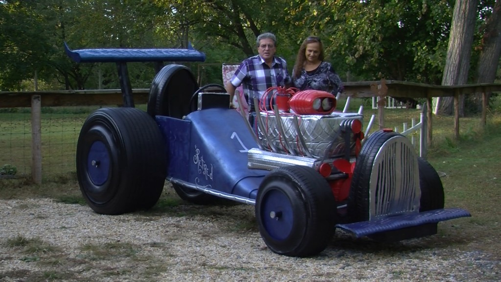 Travels With Charlie: Wicomico County Man Builds Own Race Car