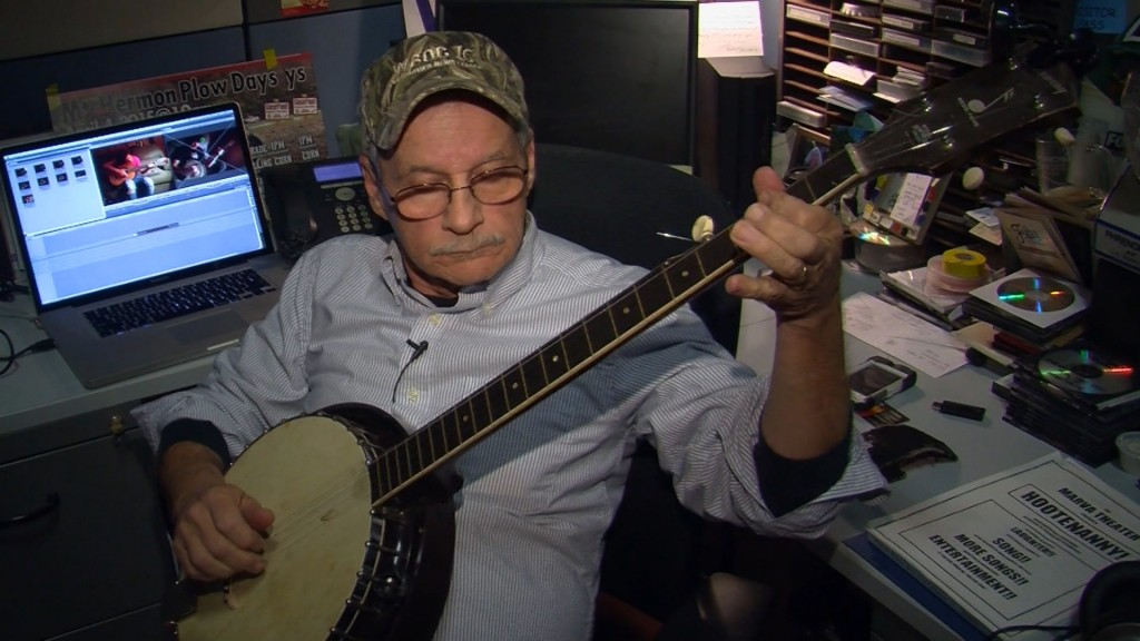 Travels With Charlie: Inheriting a Five-String Banjo