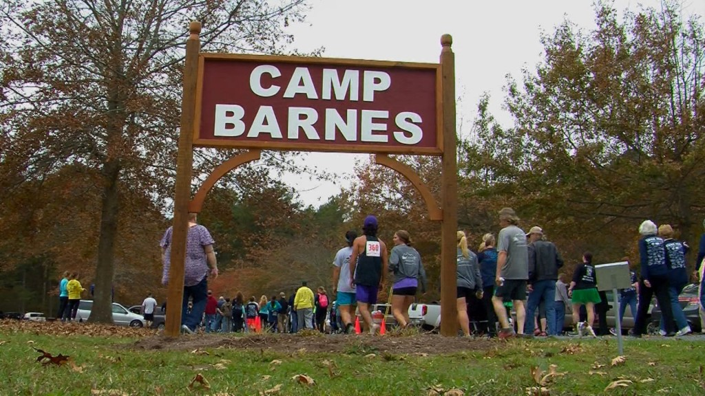 Travels With Charlie: Mariners Bethel Church Annual Trail Run