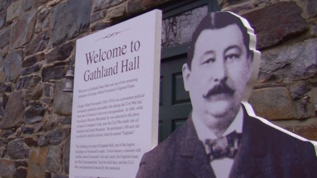 Charlie's Favorites: Welcome to Gathland Hall