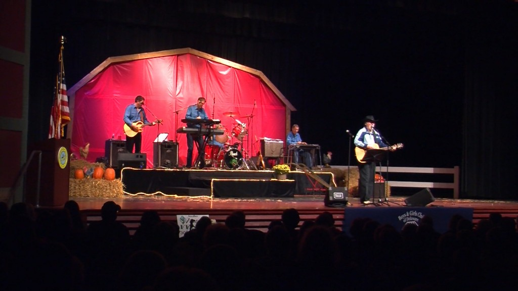 Travels With Charlie: The Jones Boys Perform in Seaford