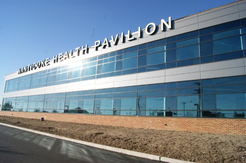 Seaford Nanticoke Health Pavilion Dedication Slated for Nov. 13