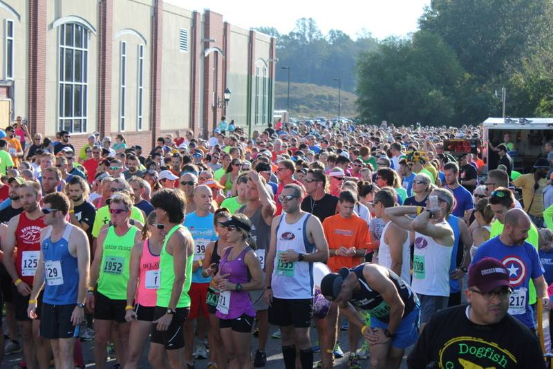 Maryland and Delaware Holiday Running Guide