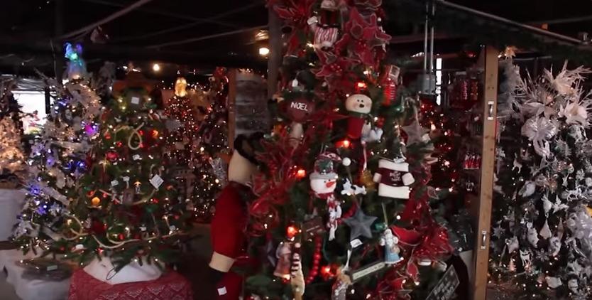 Holiday Decor at Bennett Farms – Thursday, Nov. 19, 2015