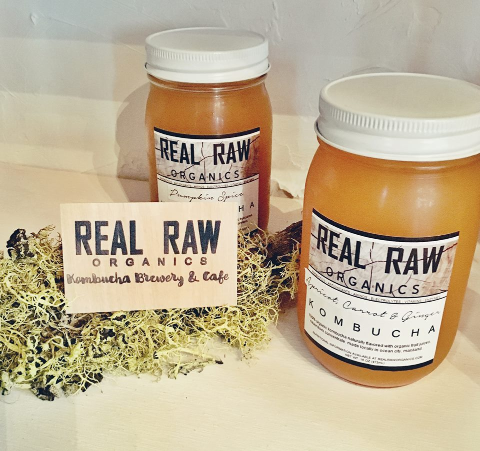 Real Raw Organics Adds Healthy Options to Ocean City, Maryland