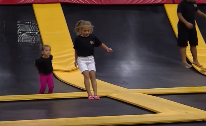 """Have a """"Jumpin' Good Time"""" at Stratosphere Trampoline Park – Tuesday, Dec. 8, 2015"""