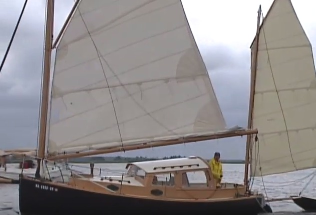 Travels with Charlie: Catboat Association