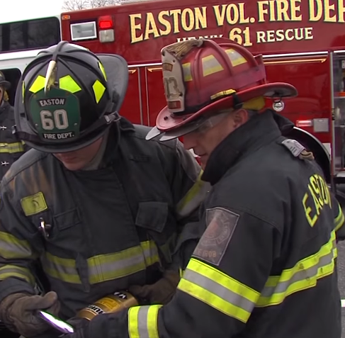 A Day in the Life of a Firefighter – Easton Volunteer Fire Department Needs Volunteers