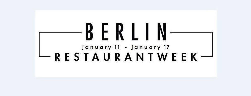 Berlin, Md. Holds First Ever Restaurant Week, Jan. 11-17