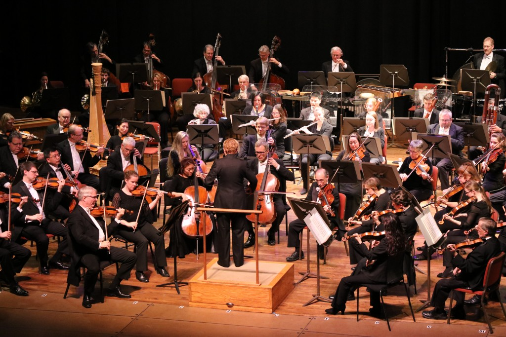 Chesapeake College Hosts Concert for Baltimore Symphony Orchestra's 100th Anniversary