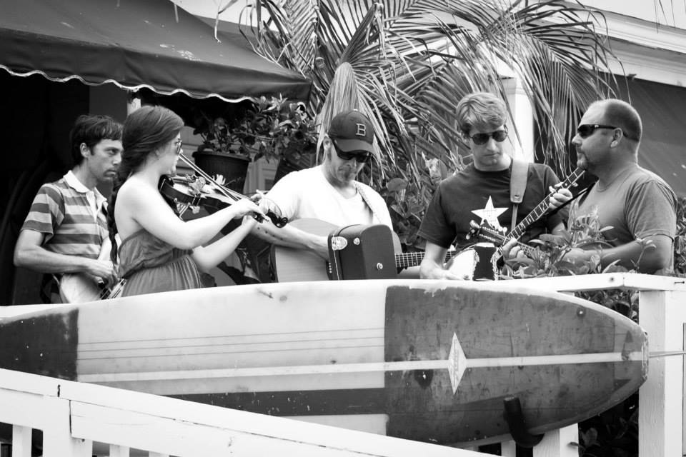 Photo: Saltwater Stringband