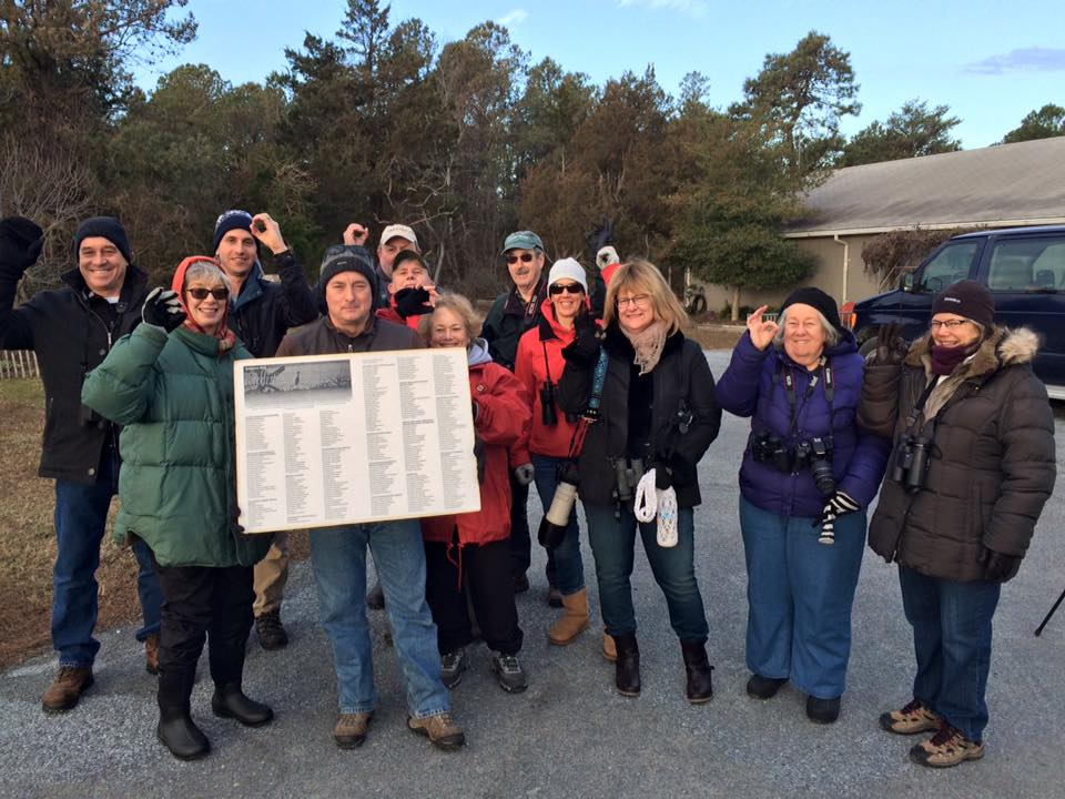 First Ever Winter Delmarva Birding Weekend—Cape Henlopen State Park