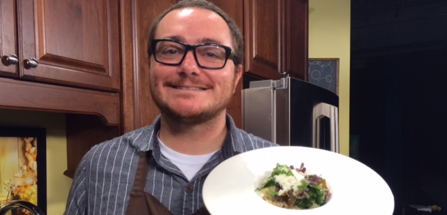 Wild Honey Mushroom Risotto with Chef Hari Cameron of a(MUSE.)