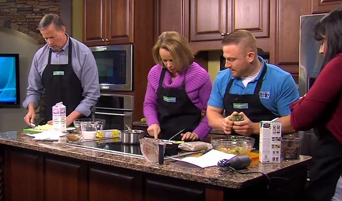 Recipe Challenge with Sarah & Corey