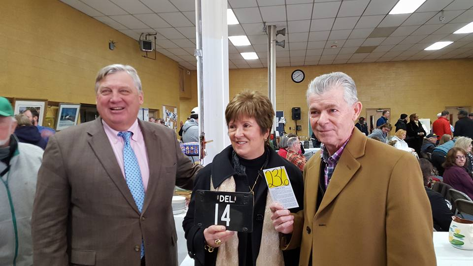 Rehoboth Beach Auction Brings in $325,000 for Delaware Tag No. 14